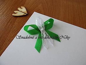 Pierka - Pierka pre hostí (Zelená) - 9421032_