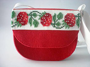 Detské tašky - Moja prvá kabelka - 9420074_