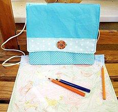Detské tašky - Pastelkovník kabelkový - 9420521_