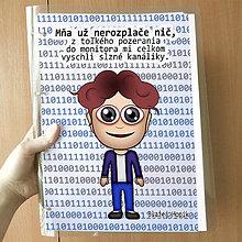 Papiernictvo - Vtipný zakladač pre ITčkárov - 9419416_