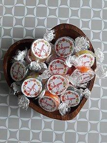 Darčeky pre svadobčanov - Svadobné cukríky - DOXY - 9424450_