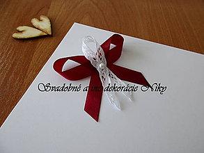 Pierka - Pierka pre hostí (Bordová) - 9422009_