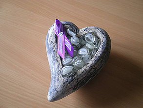 Pierka - pierko fialové I. - 9421607_
