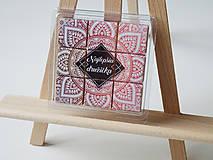 Darčeky pre svadobčanov - Čokoládky na rozlúčku so slobodou - 9424419_