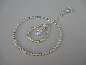 Dekorácie - Malá šperková svetlohra - little suncatcher - 9421658_