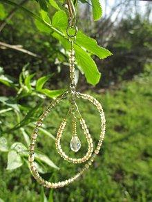 Dekorácie - Malá šperková svetlohra - little suncatcher - 9421662_