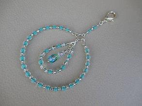 Dekorácie - Malá šperková svetlohra - little suncatcher - 9421673_