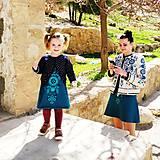 Detské oblečenie - Detské šaty Slavianka - 9422495_