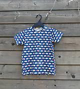 Detské oblečenie - Tričko s autobusom - 9424648_