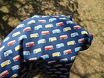 Detské oblečenie - Tričko s autobusom - 9424649_