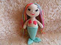 Hračky - Malá morská víla :-) - 9421961_