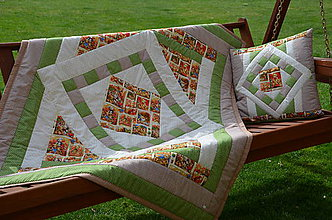 Textil - Prikrývka do detskej izby - 9423302_