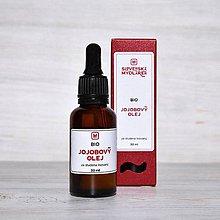 Drogéria - Bio jojobový tvárový olej - 9422636_
