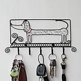 Pre zvieratká - vešiak s jazvečíkom - 9427709_