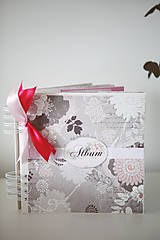 Papiernictvo - Scrapbook album na fotografie - 9426669_