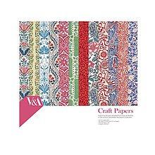 Papier - Sada papierov 30,5x30,5cm V&A, 36 kusov - 9426623_