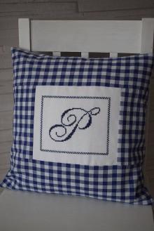 Úžitkový textil - POVLAK... výšivka - 9425553_