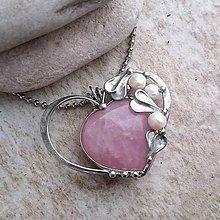 Náhrdelníky - ...GiaNNY Heart... náhrdelník - 9428392_