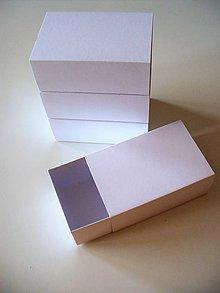 Krabičky - zasúvacia krabička - 9425616_