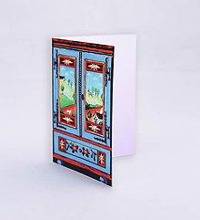 Papiernictvo - Pohľadnica so skrinkou (C.) - 9428828_