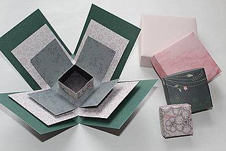 Krabičky - Exploding box 4v1 - 9426078_