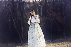 Šaty - Krajkové šaty Slavianka - 9425594_