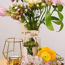 Dekorácie - Označenie stolov na svadbu (U pána jeleňa) - 9427971_