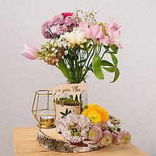 Dekorácie - Označenie stolov na svadbu (U pána vlka) - 9427976_