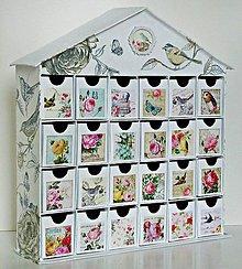 Krabičky - Leto za dverami domček - 9427689_