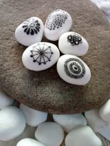 Bucľatá sada - Na kameni maľované