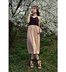 Šaty - Multifunkčné 4 šaty v 1 sukni - 9427593_