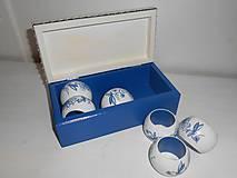 Krabičky - Prstienky na servítky cibulák - 9428527_