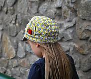 Detské čiapky - ŠILTOVKA - 9425121_