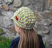 Detské čiapky - ŠILTOVKA - 9425122_