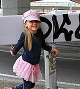 Detské čiapky - ŠILTOVKA - 9425194_