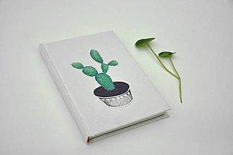 Papiernictvo - Zápisník (Biela) - 9430348_