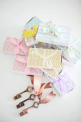 Papiernictvo - Krabičky na USB - 9430061_