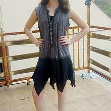 Šaty - Šaty vrana- zľava z 14,50 - 9430839_