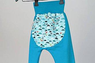 Detské oblečenie - Úpletové nohavice