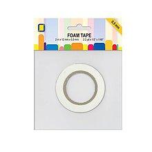 Farby-laky - 3D penová páska 0,5mm, 1,2cm x 2m - 9434034_