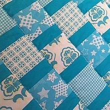Úžitkový textil - deka - 9433125_