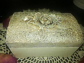 Krabičky - ...svadobná - 9435940_