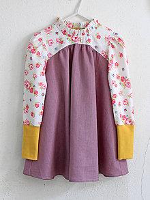 Detské oblečenie - Viktoriánske šaty