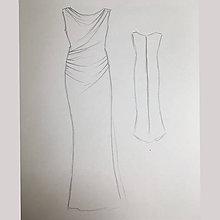 Šaty - Svadobné šaty pre dotynka - 9434803_