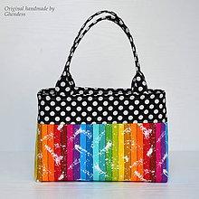 Kabelky - Kabelka La Petite - Rainbow - 9437992_