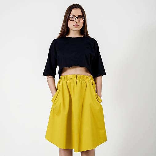 Sukňa Yellow