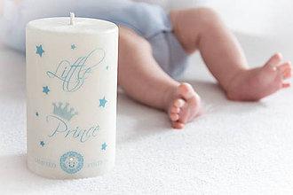 Detské doplnky - Sviečka Little Prince - 9437552_