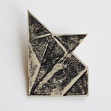 Odznaky/Brošne - brošňa 'Kitsune' - 9437763_