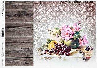 Papier - ryžový papier ITD 1382 - 9437360_