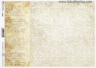Papier - ryžový papier ITD 1384 - 9437388_